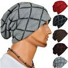 Fashion Men's Hat Autumn Winter Knitted Hats Caps Warm Skull