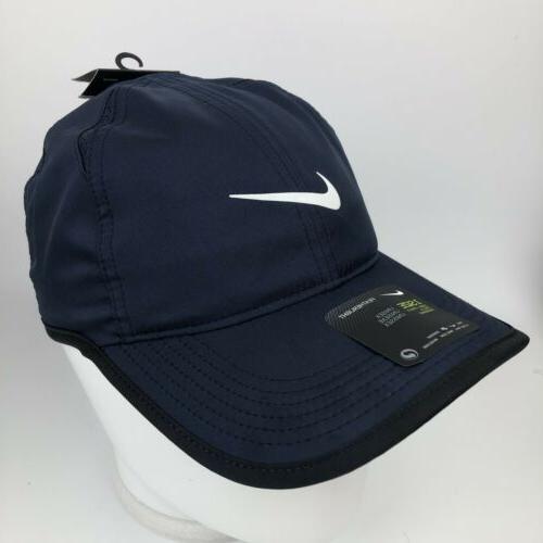 NIKE Hat Cap Dri-Fit Navy Blue 679421-45