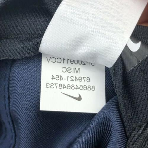 NIKE Tennis Hat Adjustable Navy 679421-45