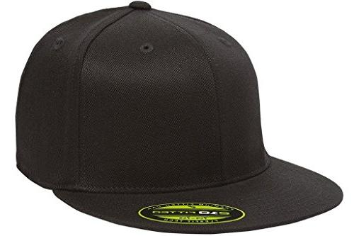 flatbill cap fitted 6210