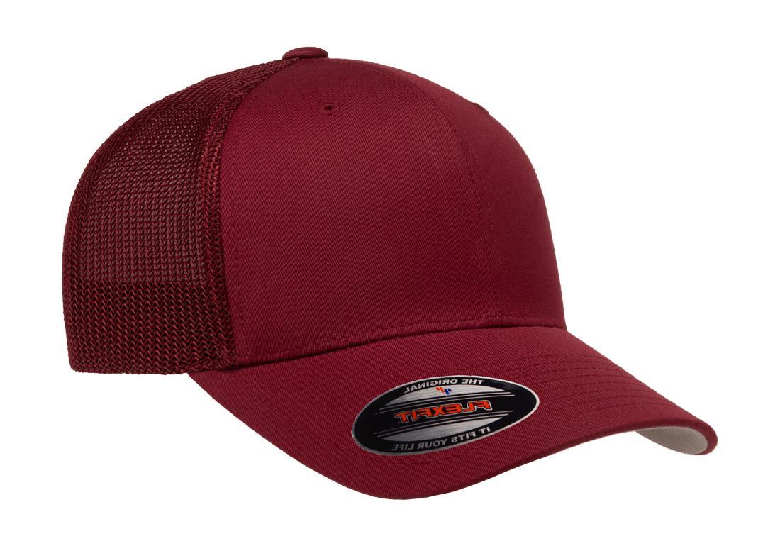 Flexfit® 6511 Baseball Cap Hat Curved Fit