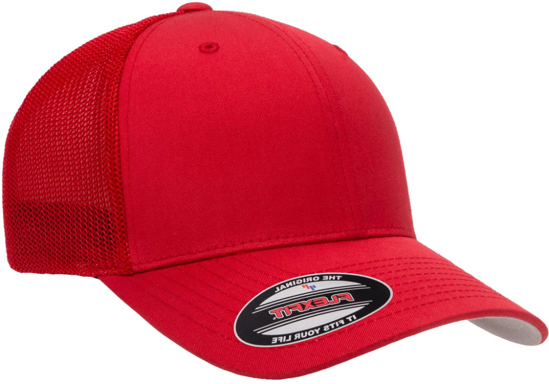 Flexfit® 6511 Baseball Cap Plain Hat Visor Flex Fit