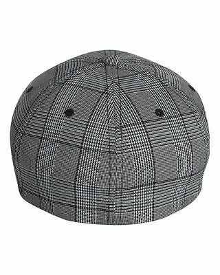 FLEXFIT CHECK Golf Hat FITTED L/XL Baseball 6196