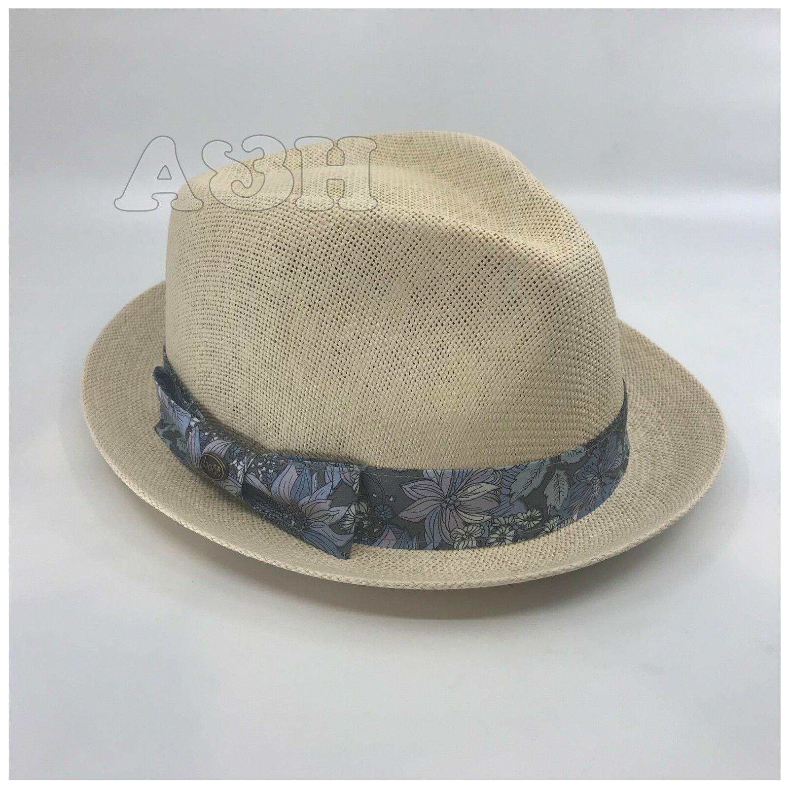Lightweight Derby Brim Hat