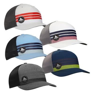 Adidas Golf Trucker Adjustable Snapback Cap WICKING