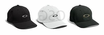OAKLEY Golf, FITTED, FLEXFIT, MESH BACK, SILICON Cap, Struct
