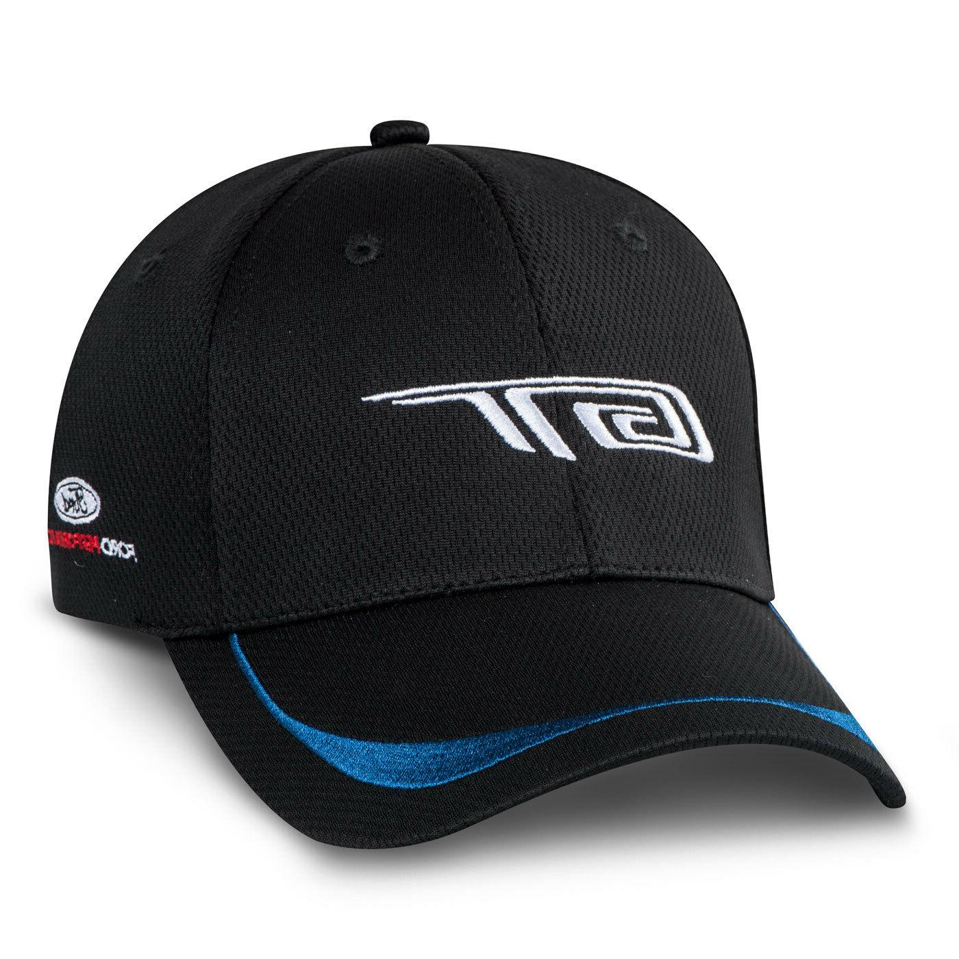 Ford GT Black and Blue Performance Polyester Hat