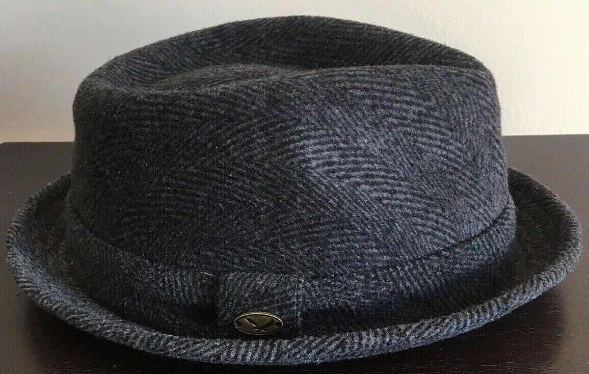 Epoch Wool Herringbone Fedora