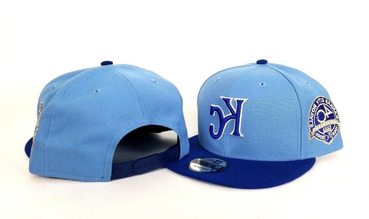 New City Royals Snapback Hat