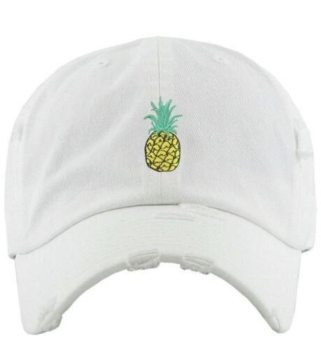 871fa1a5b KBETHOS Pineapple Dad Hat Baseball Cap P...