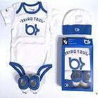 Nike Kevin Durant KD Infant Newborn 3 Piece Set Bodysuit Hat