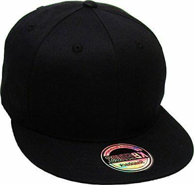 KNW BLK Snapback Solid Mens