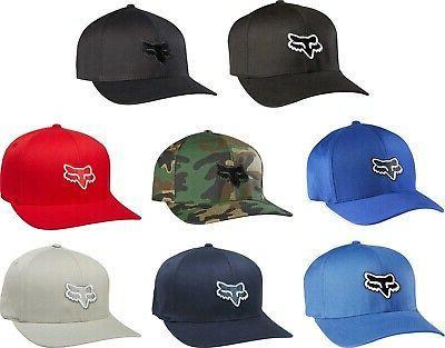 Fox Racing Legacy Flexfit Hat - Adult Mens Guys Lid Cap