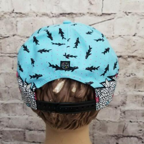 Maui and Sons Zig Zag Throwback 80s 90s Snapback Surf Street