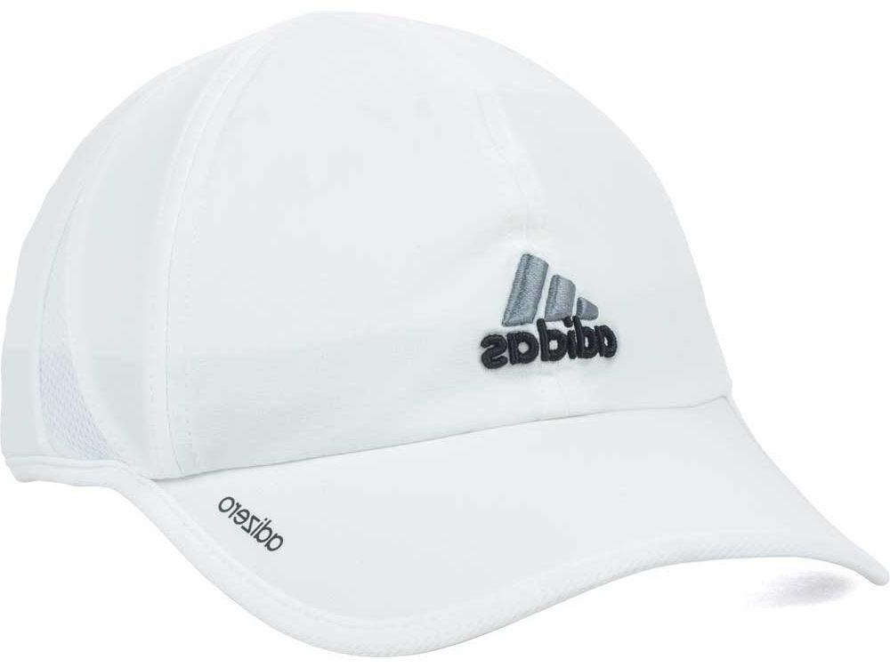 Adidas Women's Adizero II Cap / Hat Adjustable Strapback Whi