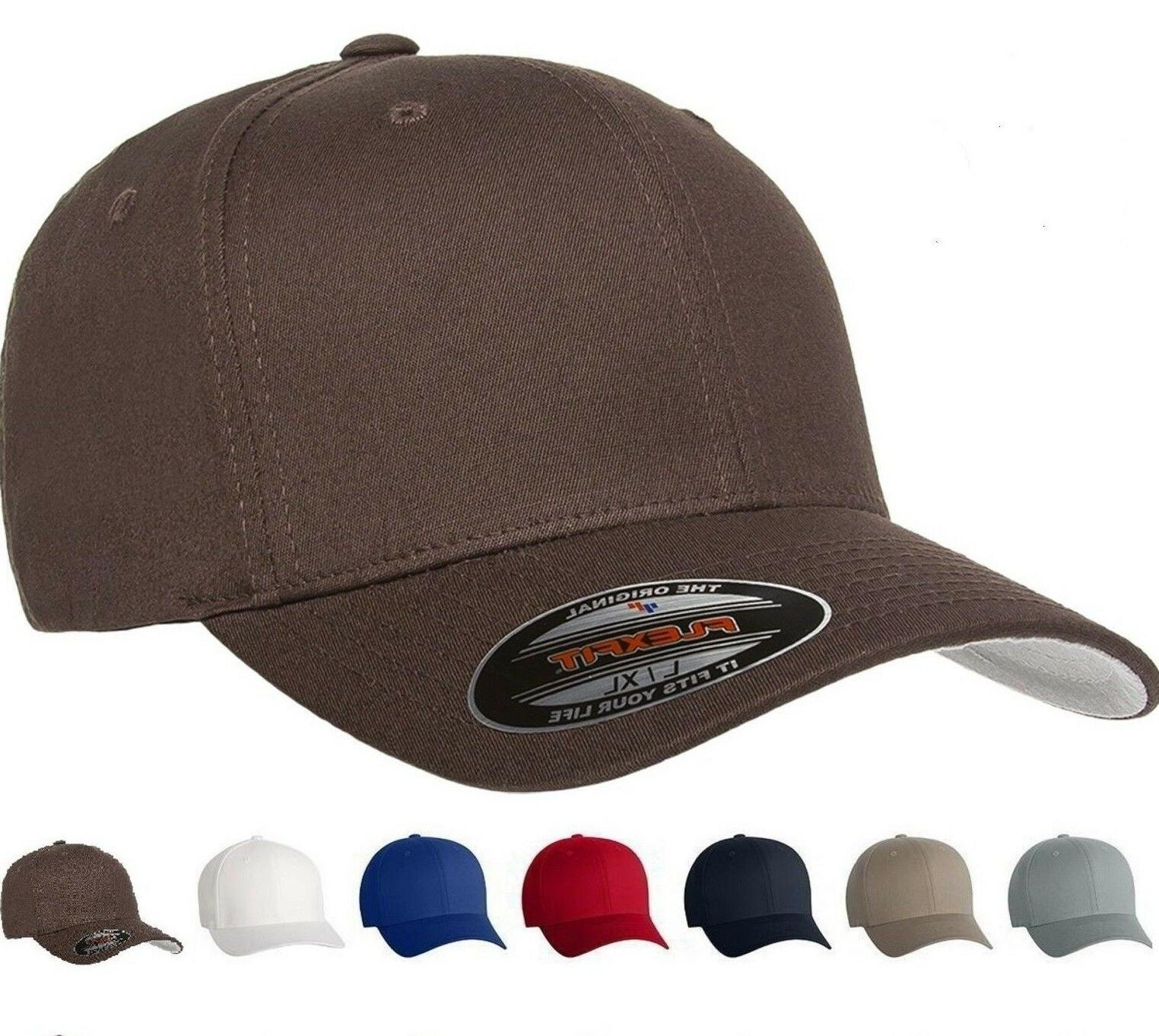 men s athletic baseball fitted cap flex
