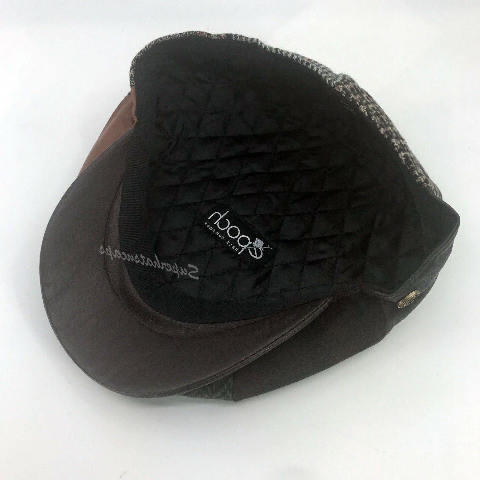 Men's Jack Wool Blend Ivy Hat