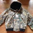Men's Carhartt Camo winter jacket Size XL NWT