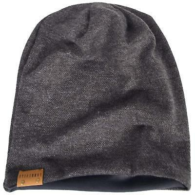 VECRY Men's Beanie Slouch Long Summer
