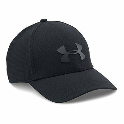 Under Driver 2.0 Golf Cap, Black /Black,