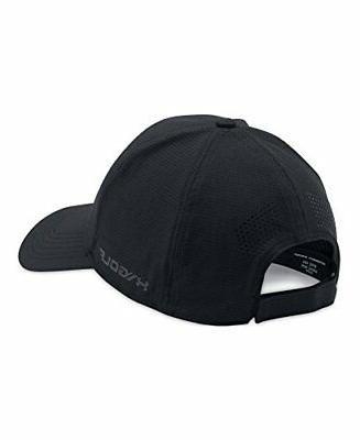 Under 2.0 Golf Black /Black,