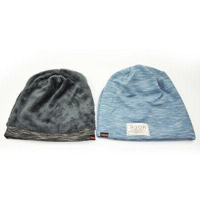 Men's Cotton Caps Skullies Beanies hot