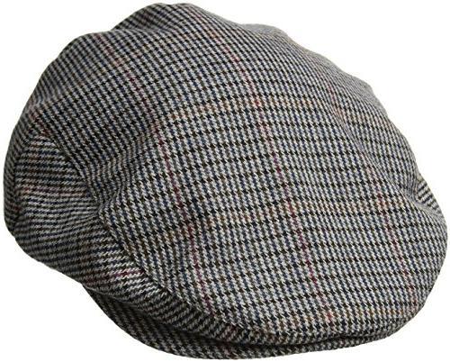 men s hooligan driver snap hat tan