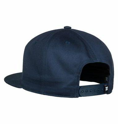 DC Snapback Hat