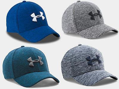 Under Armour Men's UA Twist Tech Closer Stretch Fit Cap Hat