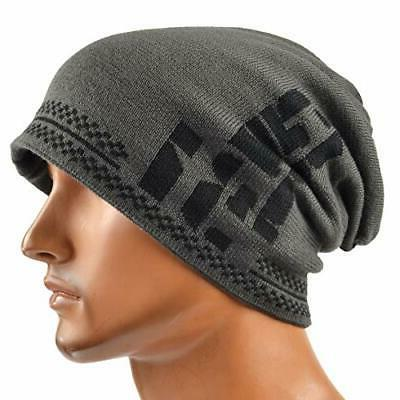 VECRY Slouchy Beanie Hat Cap Top