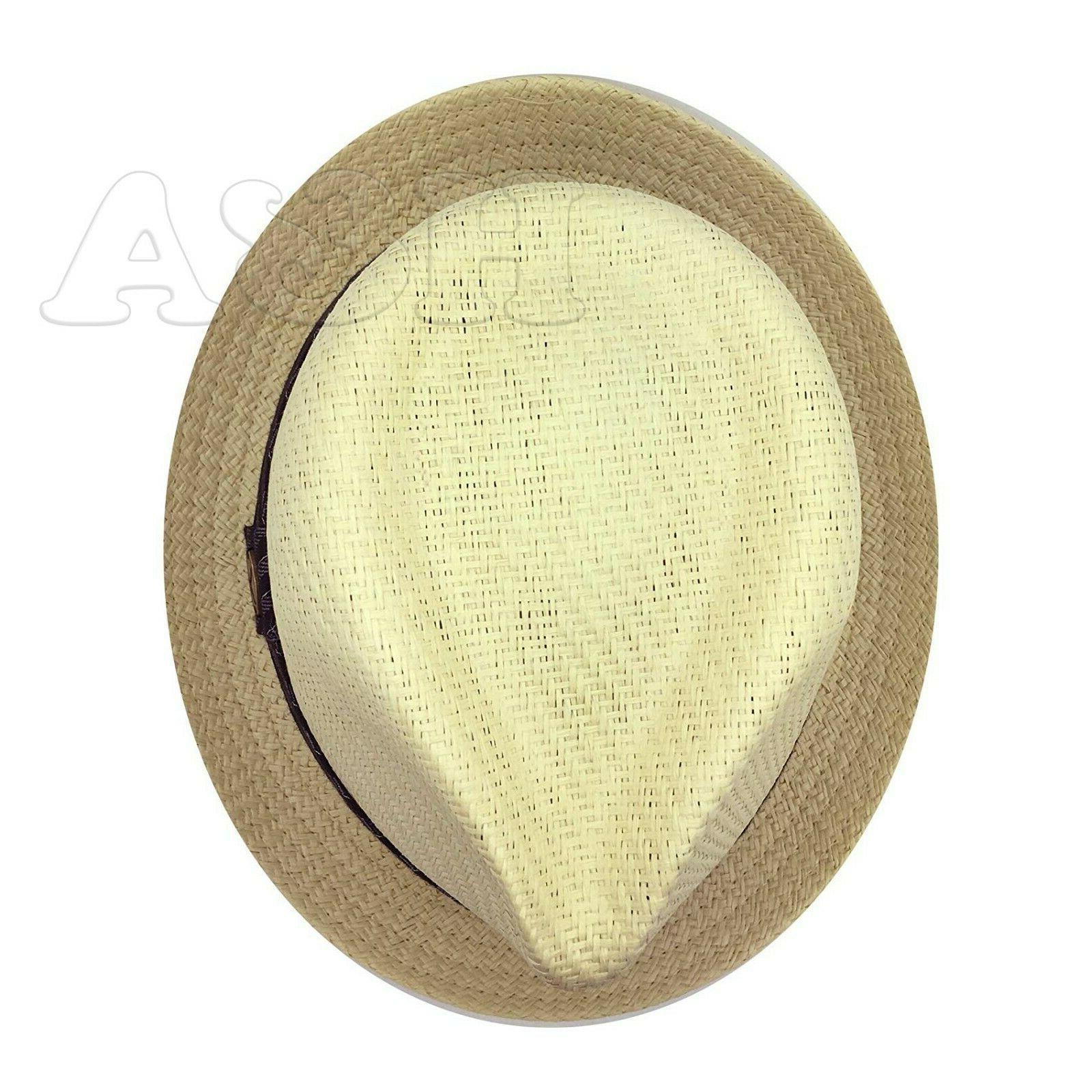 Epoch Summer Cuban Style Short Matte Dress Hat