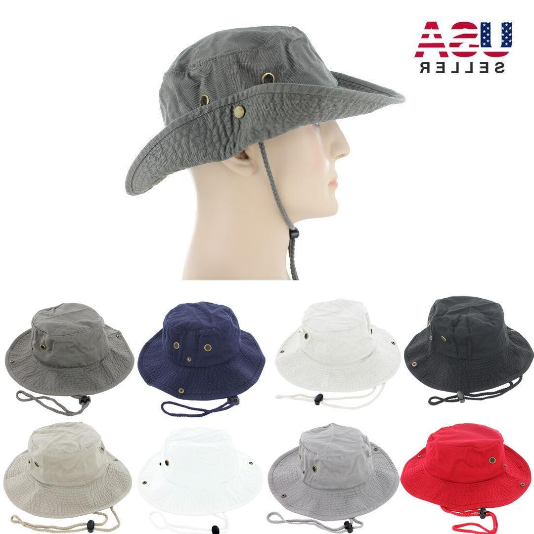 mens boonie bucket hat cap 100 percent