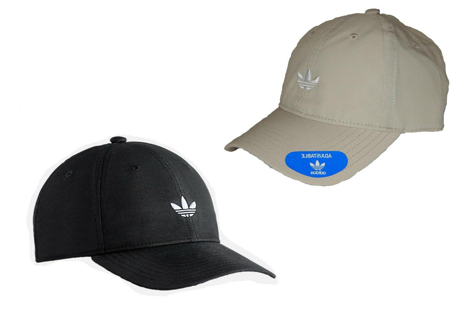 Adidas Originals Modern Relaxed Hat / Cap NEW Trefoil Strapb