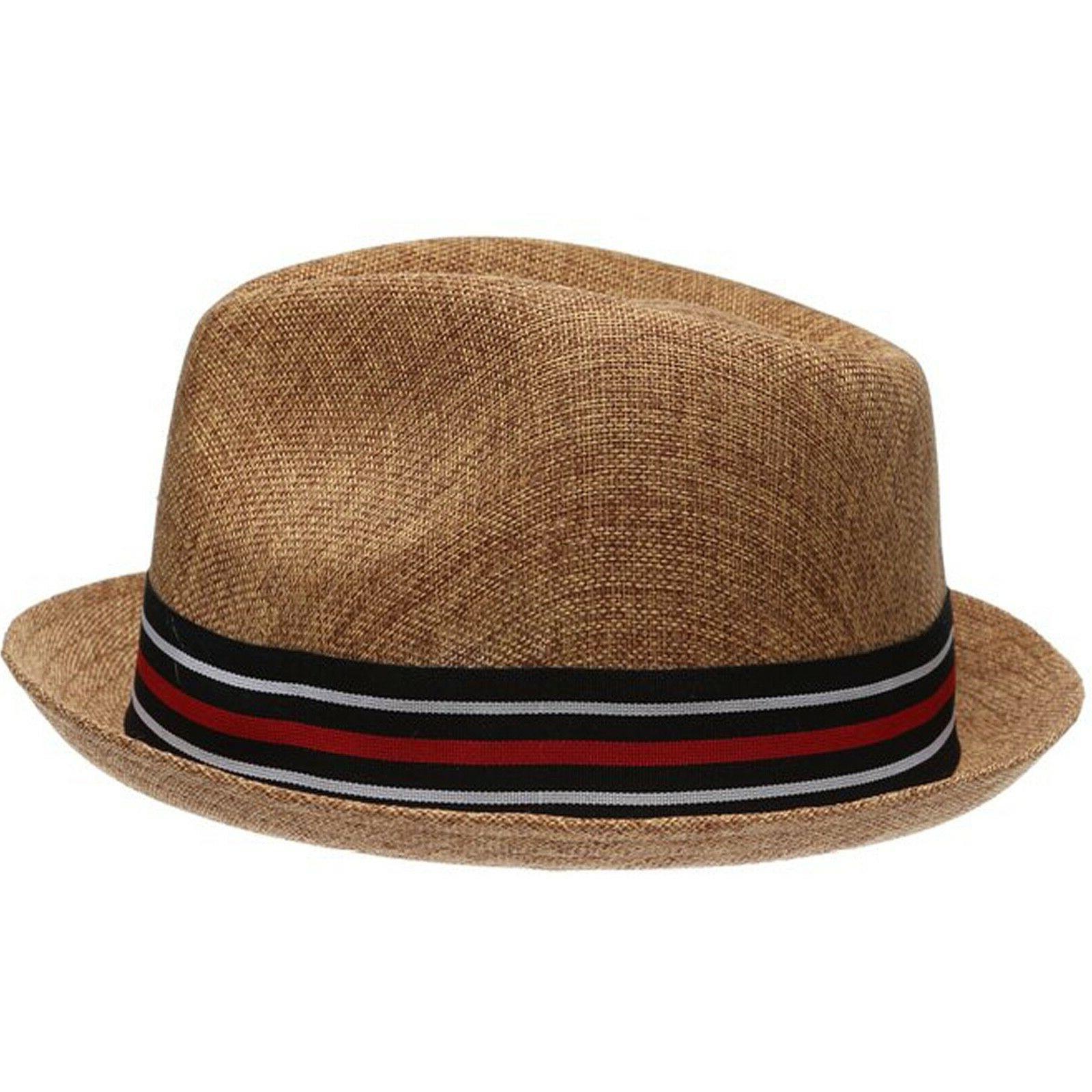 Mens Summer Hat Stingy Brim EPf2261