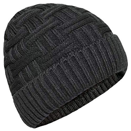 Loritta Knitting Wool Slouchy Cap