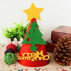 Merry Christmas Tree Deer Snowman Hat Fancy Dress Xmas Party
