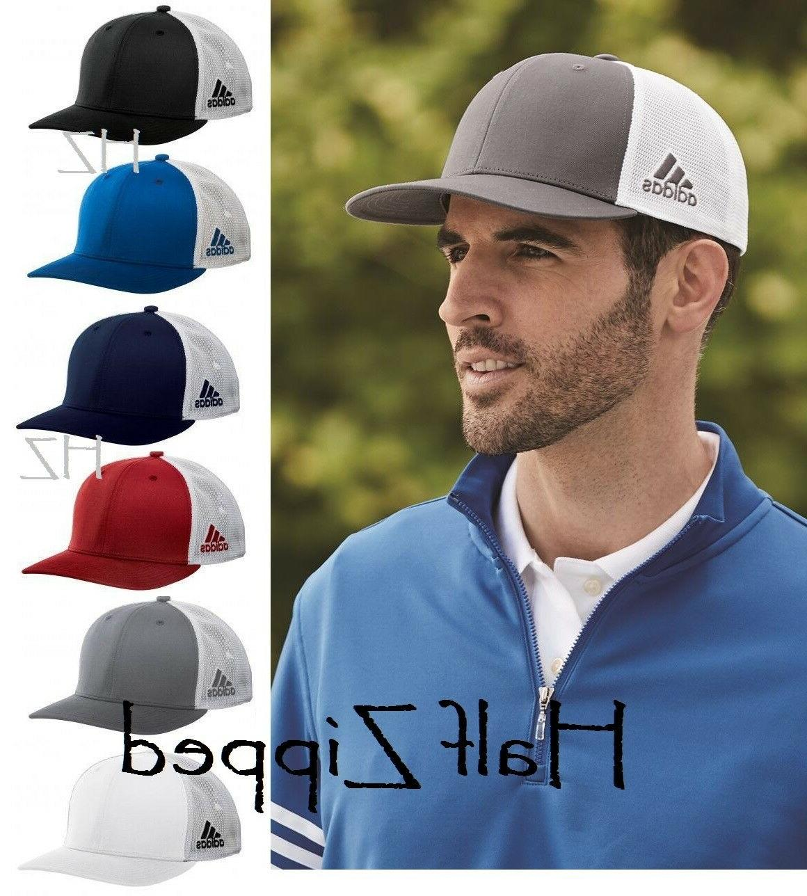 Adidas Mesh Baseball Hat Colorblock - Trucker Cap A627