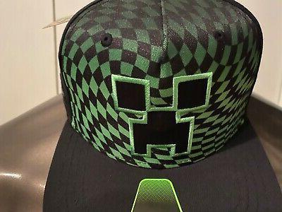 MINECRAFT BOYS Youth OSFM HAT Cap