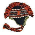 NCAA Illinois Fighting Illini Mohawk '47 Brand Tassel Knit B