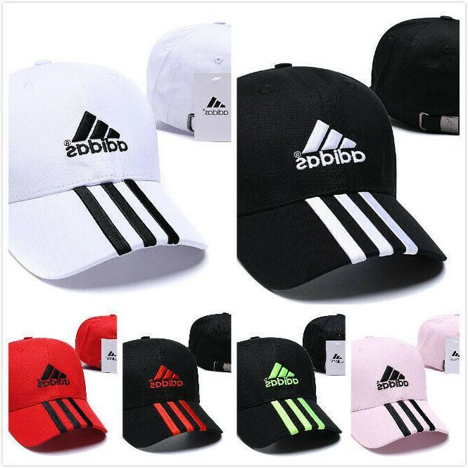 new baseball cap adjustable embroidered adida cotton