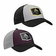 New Adidas Golf Patch Trucker Adjustable Hat - CLASSIC VINTA