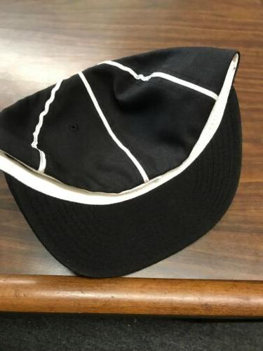 New Black W/ Cap Sz
