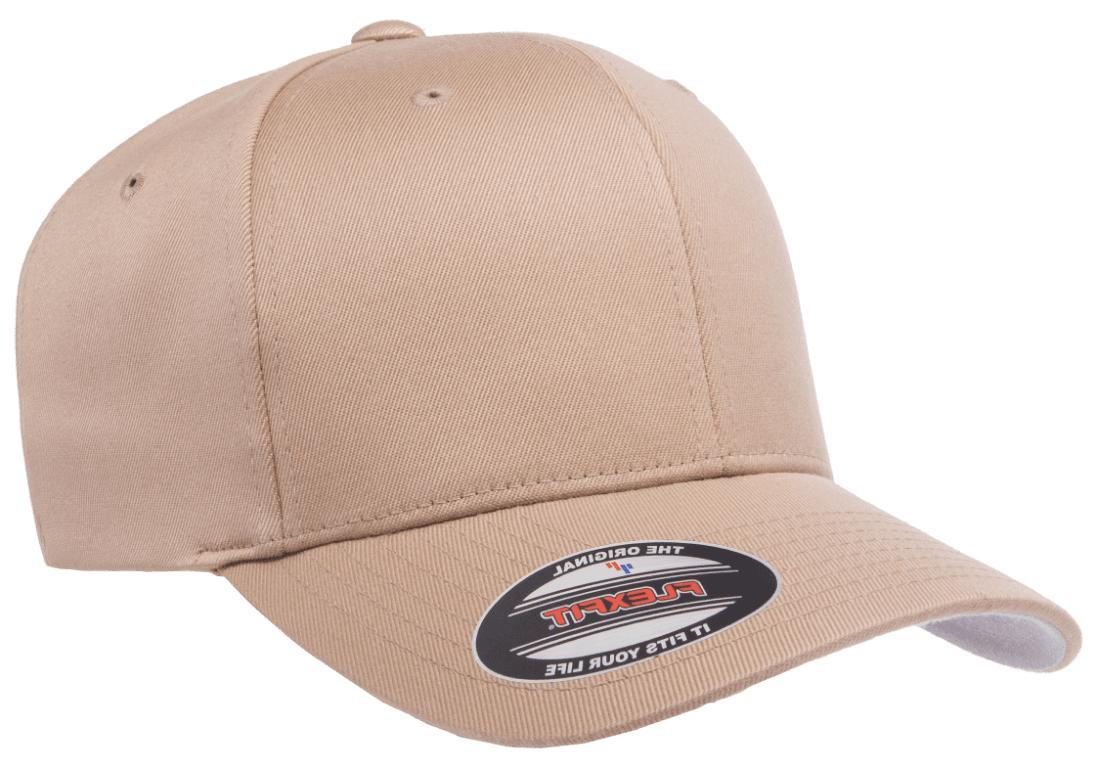 New Flexfit® Wooly Combed Panels Baseball Cap