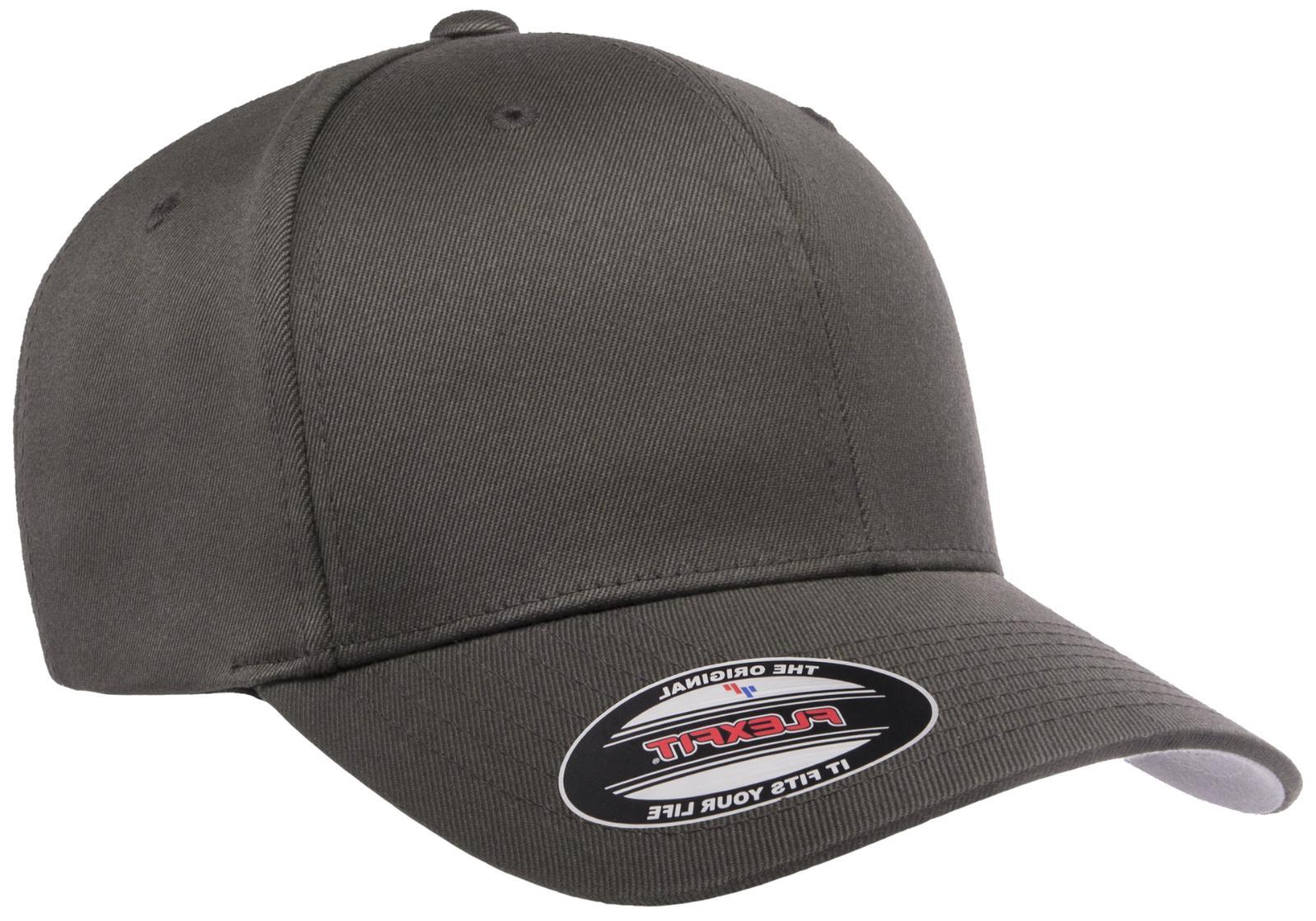 New Flexfit® BallCap Visor 6 Panels 6277 Baseball Hat