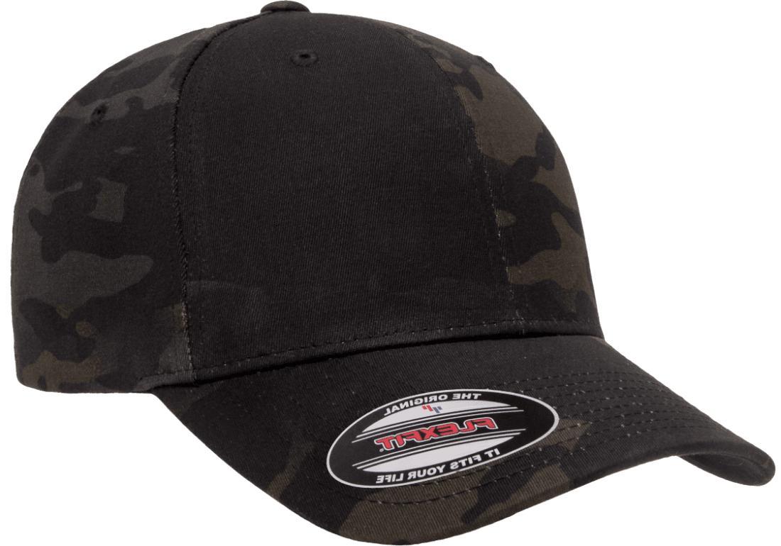 New Flexfit® BallCap Visor 6 Panels 6277 Hat
