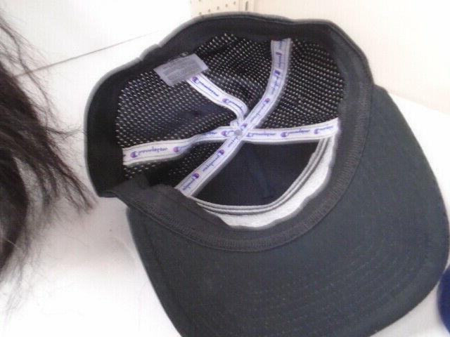 NWT Stretch Fit/Flat Hat L/XL - Black