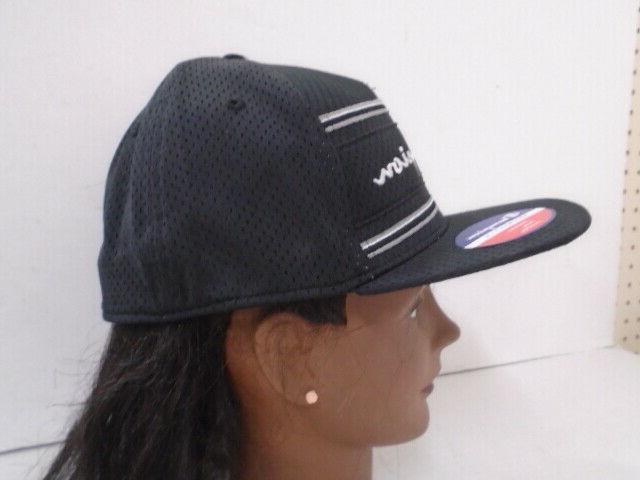 NWT Men's Champion Fit/Flat Bill 100% Hat