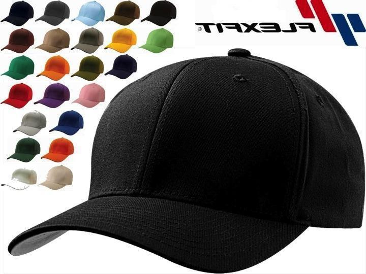 original fitted baseball cap blank flex fit