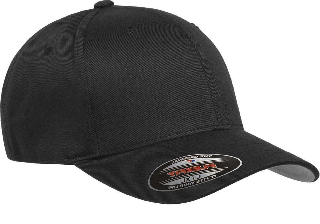 Original Baseball Hat Twill Cap Blank Fit