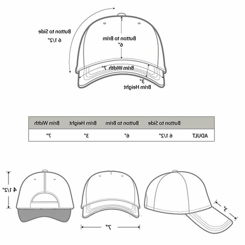 Plain Baseball Cap Hats